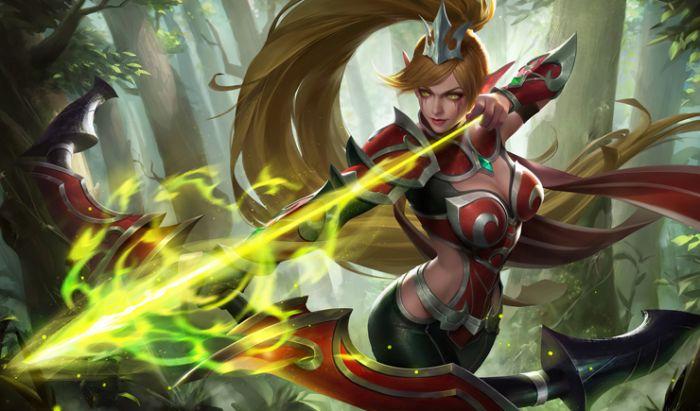 Battle Spell terbaik untuk Miya revamp Mobile Legends.