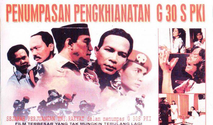 Film Propaganda Pengkhianatan G 30 S PKI.