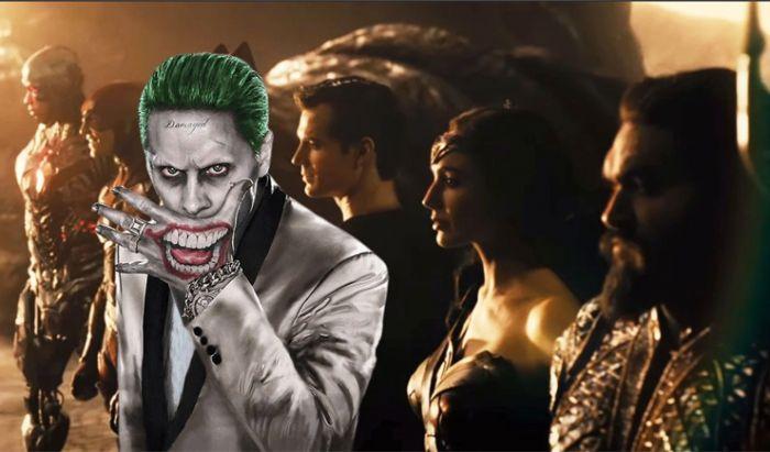 Jared Leto Kembali Perankan Joker di Justice League Snyder Cut