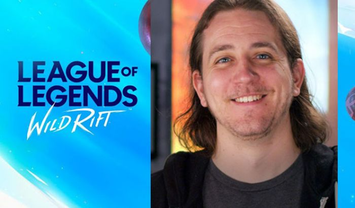 Brian Feeney, Design Director dari proyek League of Legends: Wild Rift.