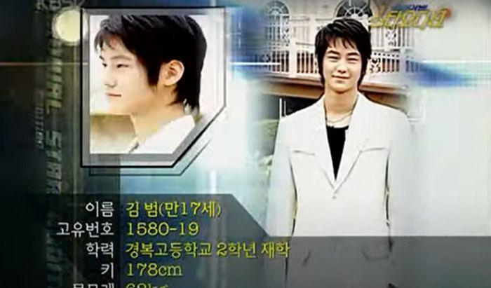 Profil Kim Bum.