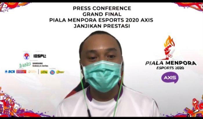 Giring Ganesha, Ketua Penyelenggara Piala Menpora Esports 2020 AXIS.