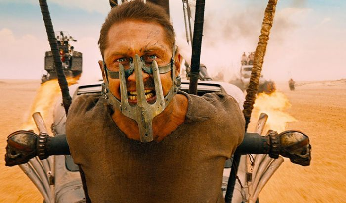 Film Hollywood Mad Max: Fury Road.