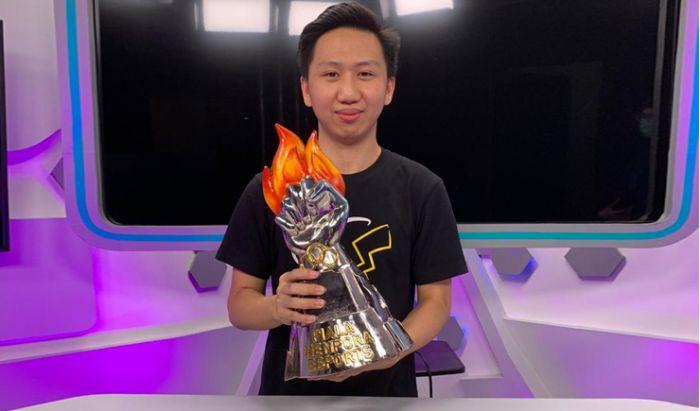 MVP Piala Menpora Esports 2020 AXIS. Dok KINCIR