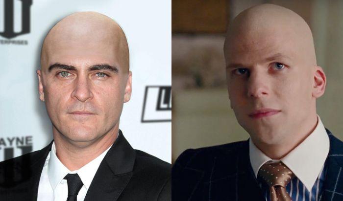 Ilustrasi karakter Lex Luthor jika diperankan Joaquin Phoenix.