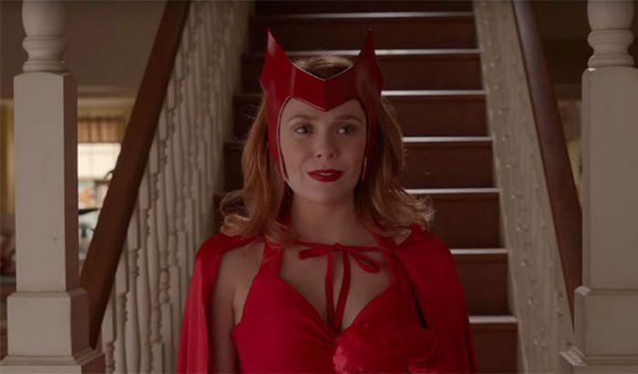 Scarlet Witch Bakal Alami Gangguan Mental di WandaVision