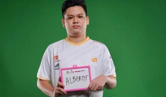 Alberttt RRQ Hoshi.