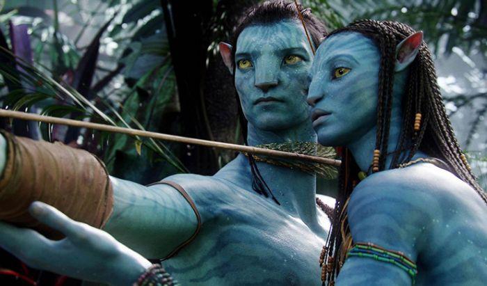 Film Propaganda Avatar.