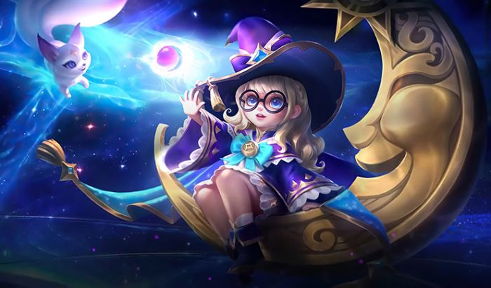 Chang'e Mobile Legends.