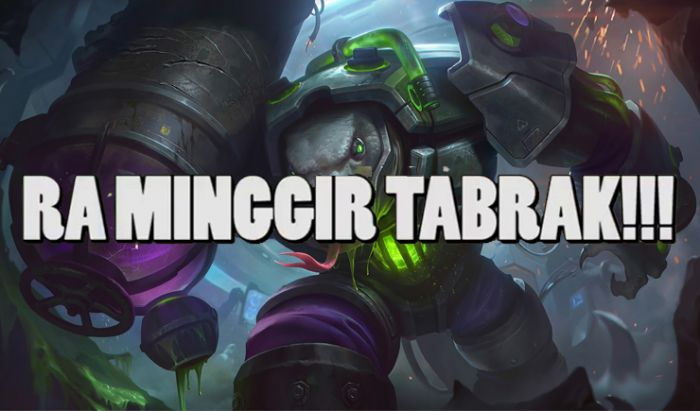 Tank barbar Mobile Legends.