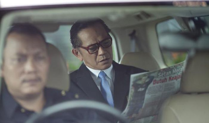 Karakter Film Indonesia Impostor Among Us.