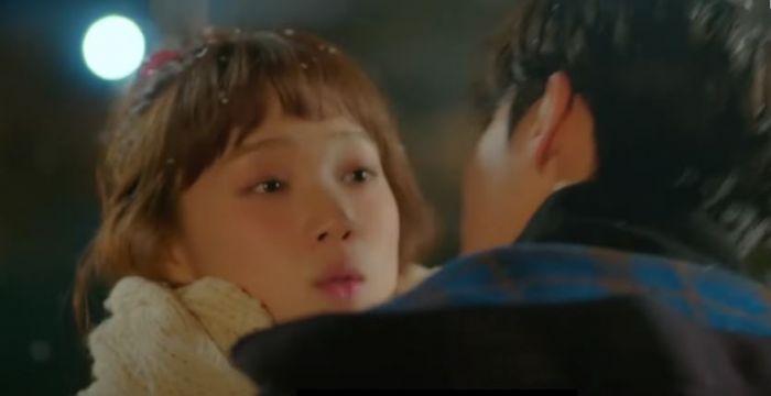 Adegan Ciuman Drama Korea Weightlifting Fairy Kim Bok Joo.