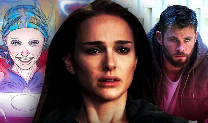 Jane Foster Mengidap Kanker di Thor: Love and Thunder