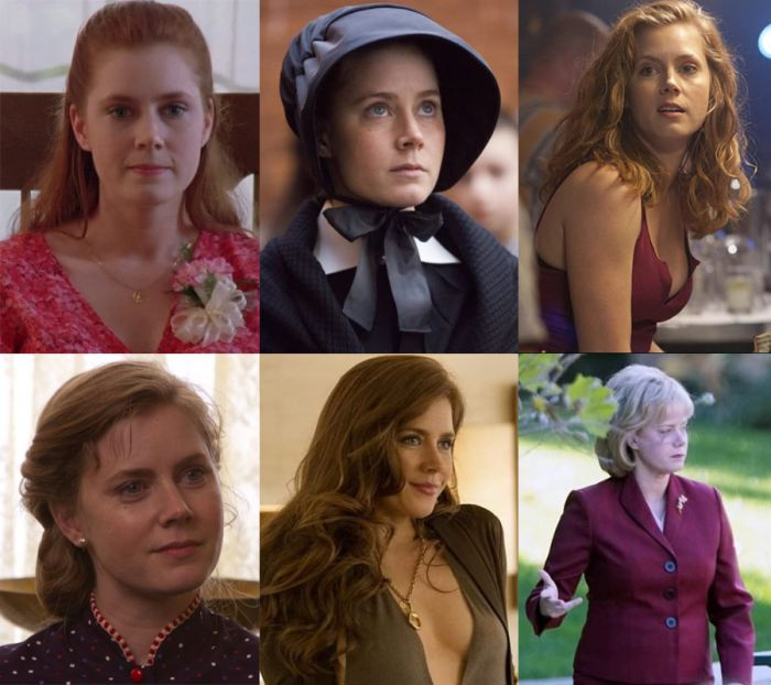 Peran-peran Amy Adams Langganan Nominasi Oscar, tapi Belum Pernah Menang.