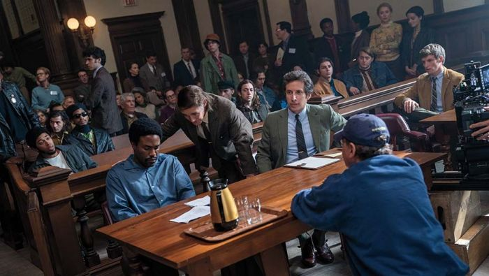 Sinopsis dan Review Film The Trial of the Chicago 7.