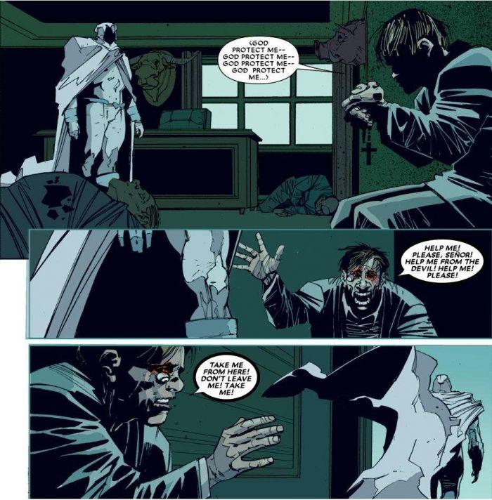 Kekuatan Moon Knight, Tahan Banting hingga Immortal