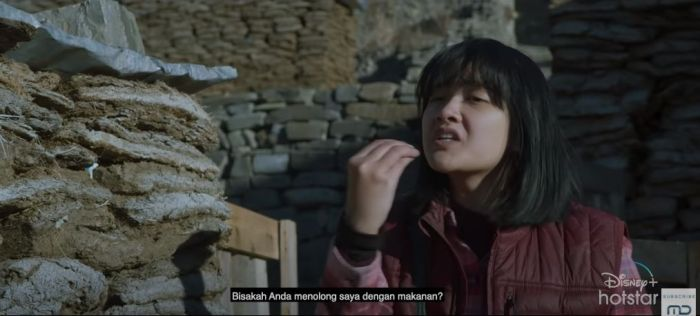 Sinopsis dan Review film Nona (2020).