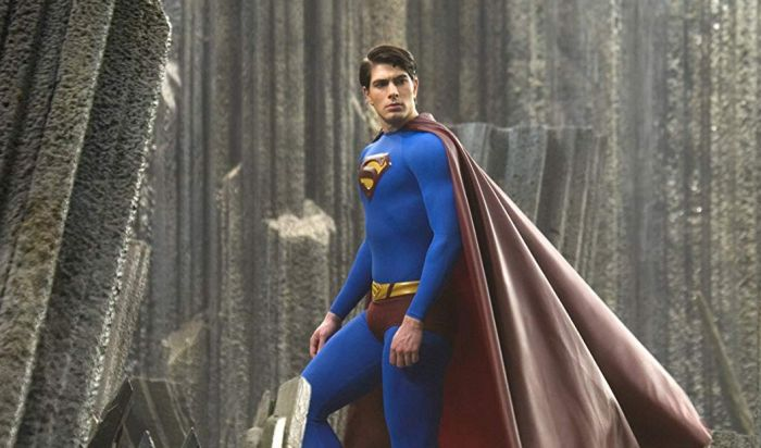 Sekuel Film Superman Returns Brandon Routh