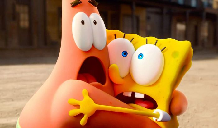 Review Film SpongeBob Sponge on the Run Netflix