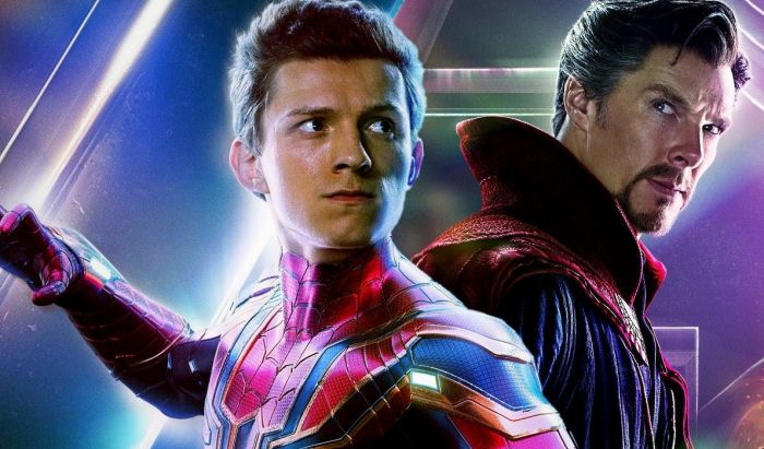 Pemeran Doctor Strange Hadir di Lokasi Syuting Spider-Man 3