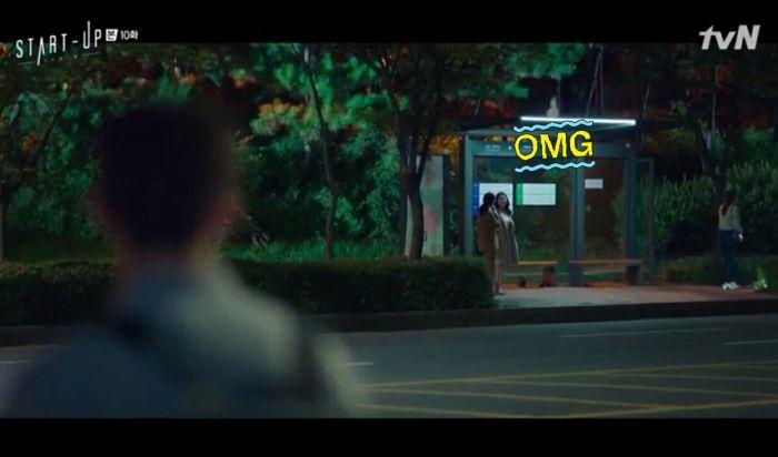 Penampakan Pocong Drama Korea Start-Up