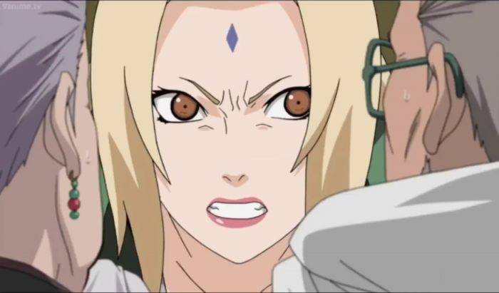 Momen Terbaik Tsunade di Anime Naruto