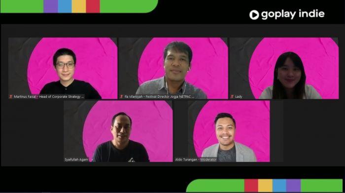 GoPlay Indie Jadi Wadah Kreasi dan Distribusi Sineas Independen Tanah Air