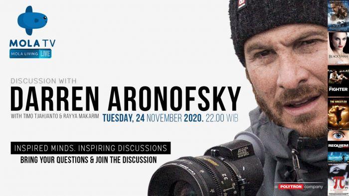Darren Aronofsky Mola Living Live