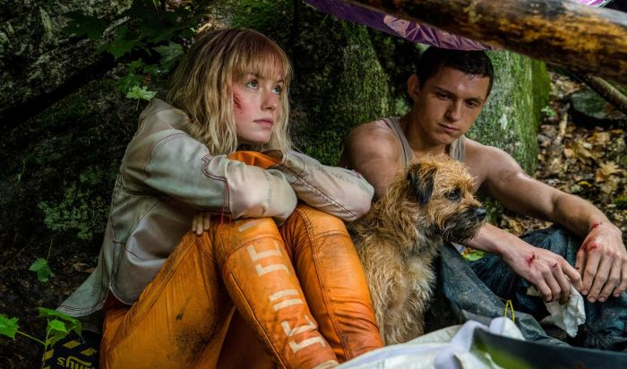 Dibintangi Tom Holland dan Daisy Ridley, Inilah Trailer Perdana Chaos Walking!