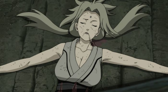 Kekuatan dan Fakta Tsunade Anime Naruto