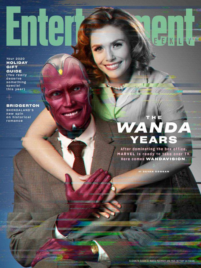 Poster Serial WandaVision Marvel