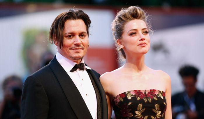 Johnny Depp Kalah Sidang dan Dinyatakan Lakukan Kekerasan kepada Amber Heard