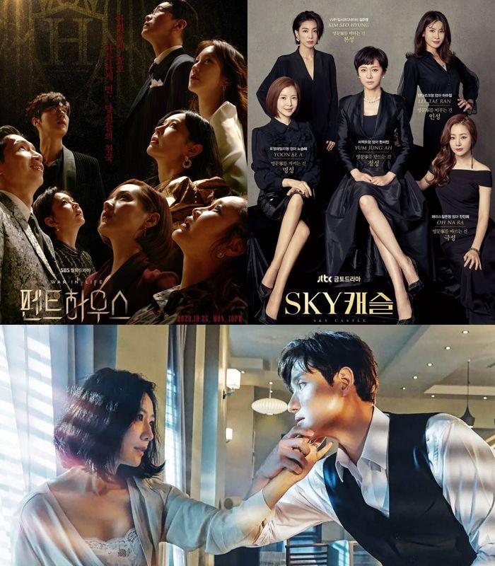 Sinopsis dan Review Drama Korea The Penthouse.