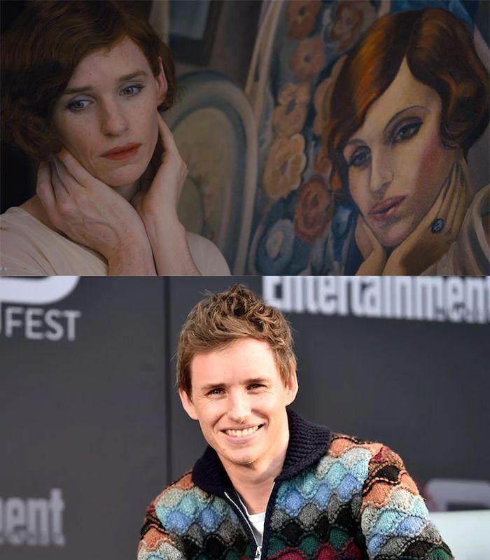 Jadi Transgender, 5 Aktor Hollywood Ini Bikin Pangling