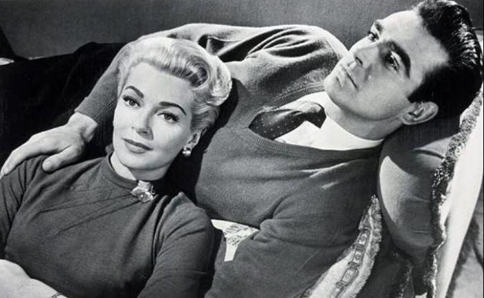 Sean Connery dan Lana Turner.