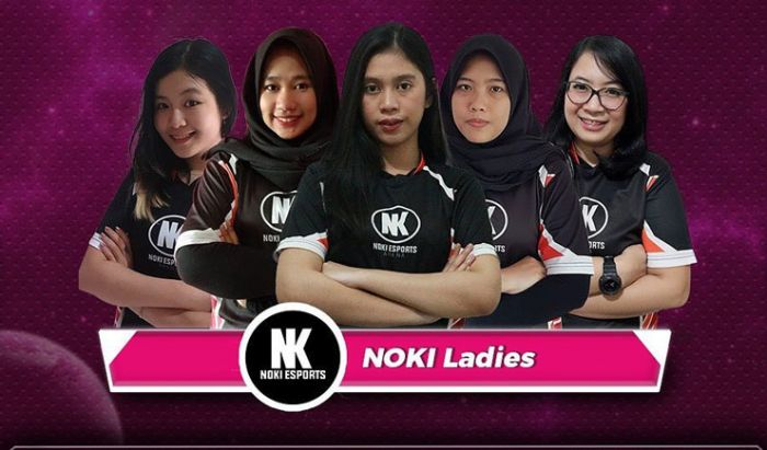 Noki Ladies GnR i4N lolos ke babak grand final PBLL