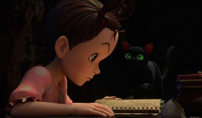 Sherina Munaf Jadi Pengisi Suara Film Studio Ghibli, Earwig and the Witch