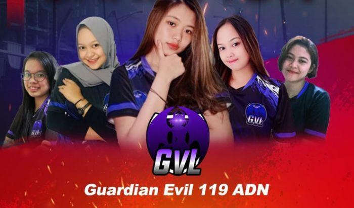 Guardian Evil 119 ADN jadi juara di PLBB