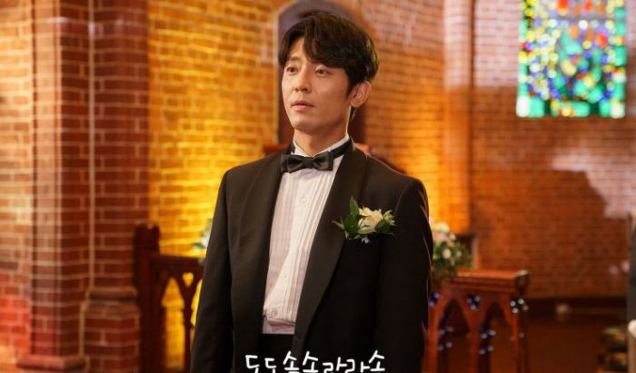 Second Lead Drama Korea Bikin Jatuh Cinta