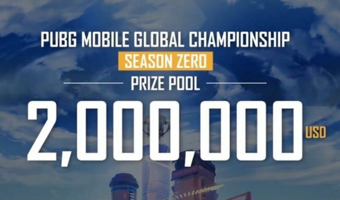 Prizepool PUBG Mobile Global Championship 2020.