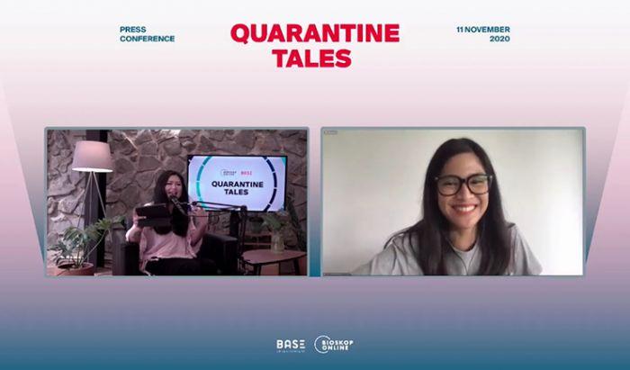 Dian Sastro Debut Sebagai Sutradara di Film Quarantine Tales
