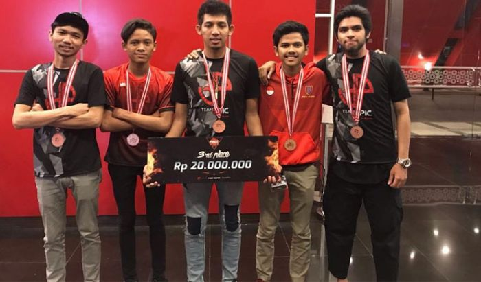 EPIC HD21 GnR amankan slot Grand Final PBIQ