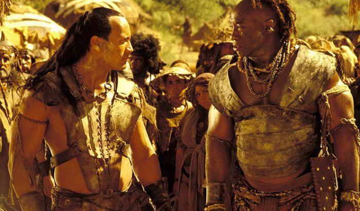 Dwayne Johnson Gabung dalam Film Reboot The Scorpion King