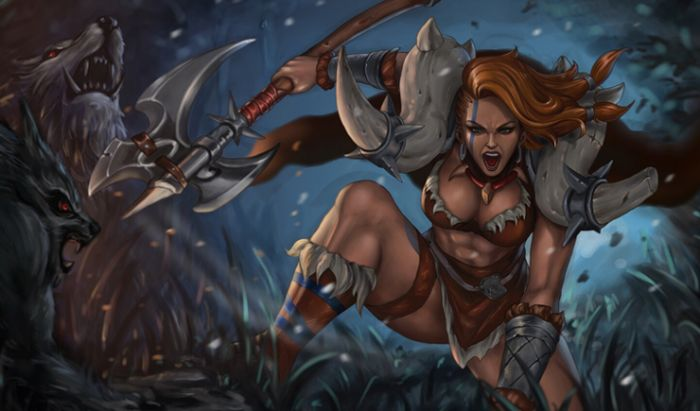 Fighter Meta Season 18, Hilda.