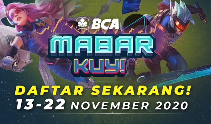 Turnamen Esports BCA MABAR KUY!