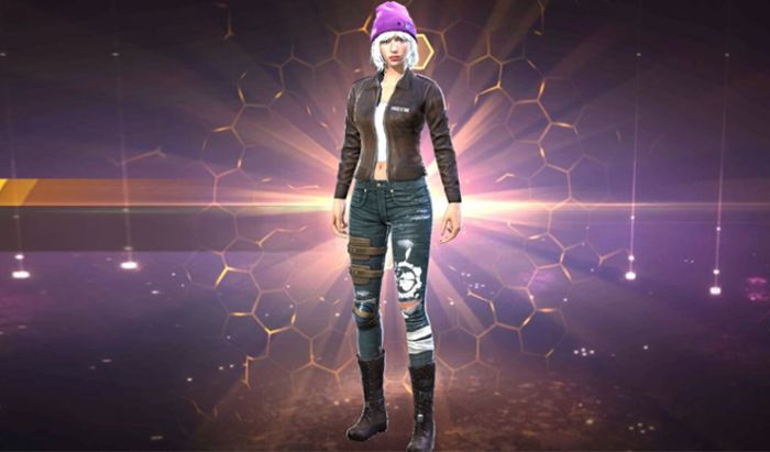 Karakter baru Free Fire, Dasha.