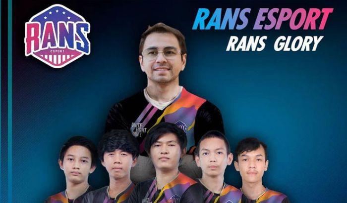 Nominasi Team Celebrity - Indonesian Esports Award 2020  - Rans Esports