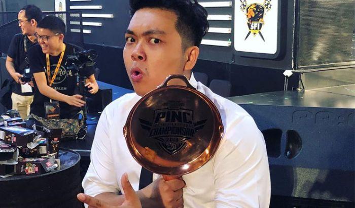 Nominasi Team Celebrity - Indonesian Esports Award 2020 - Genesis Dogma