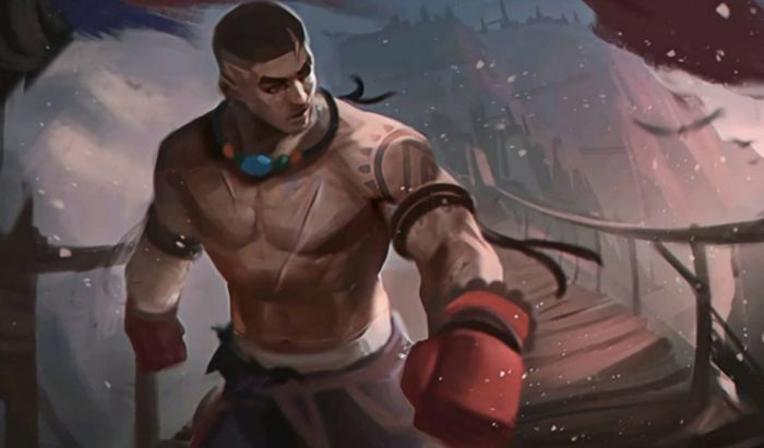 Mobile Legends Fighter, Pacquito.