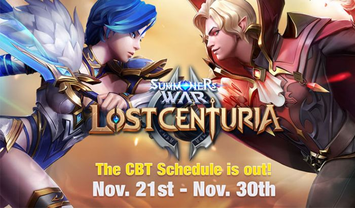 CBT Summoners War: Los Cunteria mulai dari 21 November